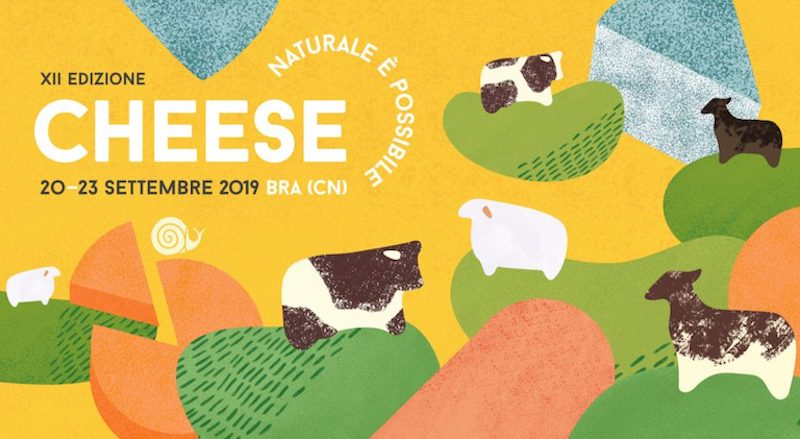 Cheese 2019 Bra Slow Food