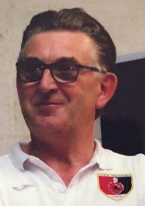 Giuseppe Quattrocchio Presidente Us Salsasio Genoa calcio