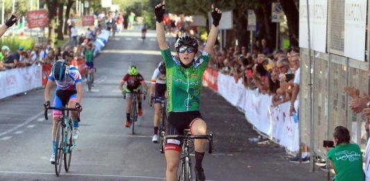 Valentina Basilico in Nazionale Racconigi Cycling Team