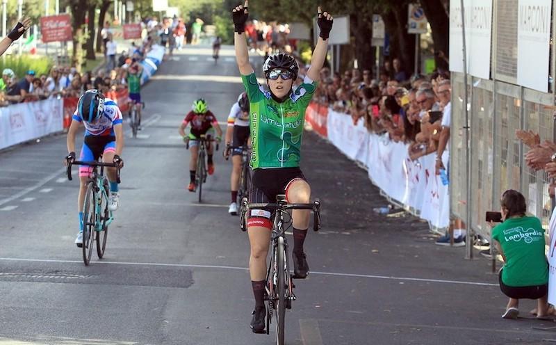 Valentina Basilico Racconigi Cycling Team
