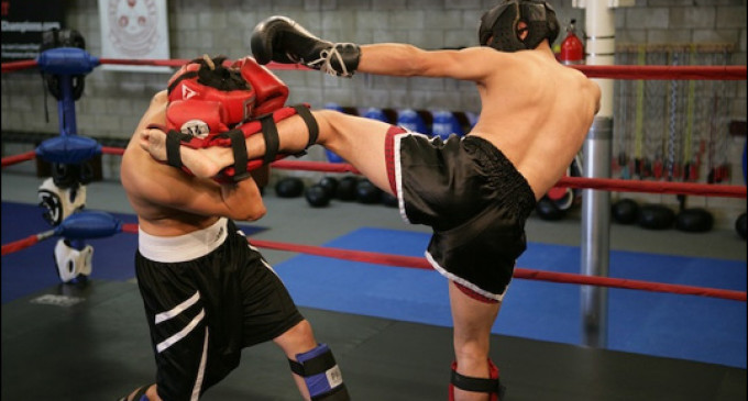 Gymnasium Kickboxing