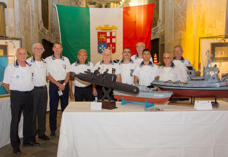 mostra Anmi Marinai modellismo navale ph. Enrico Perotti Il Carmagnolese