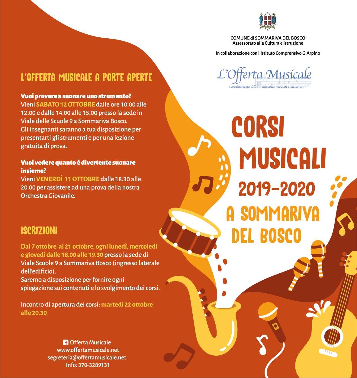 """L'Offerta Musicale"" di Sommariva"