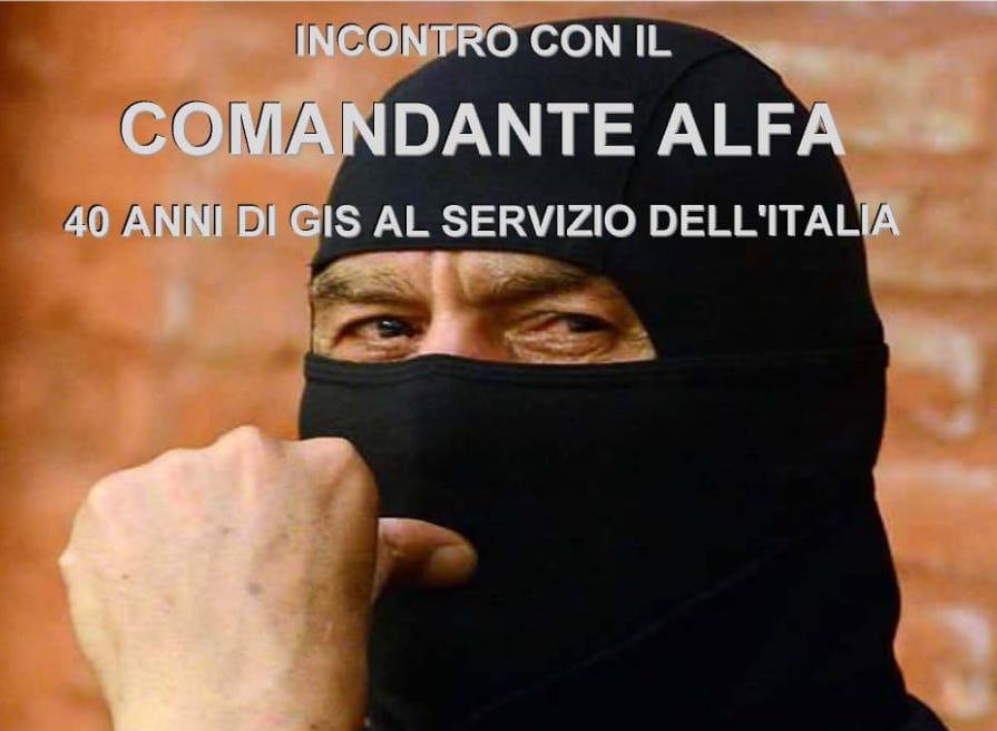 Comandante Alfa GIS
