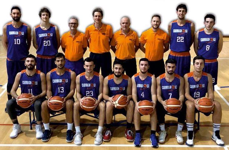 Abc Carmagnola Basket 2019-2020
