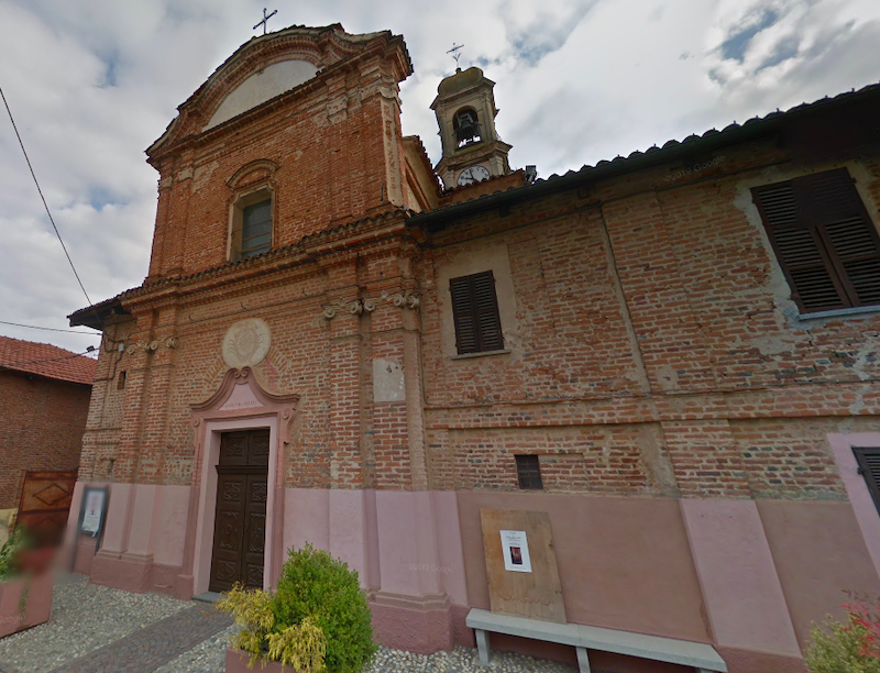 Gabrielassi Sommariva Bosco ph. Google Street View
