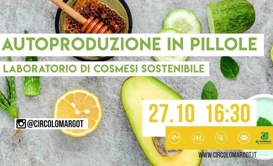 Margot Carmagnola make up sostenibile