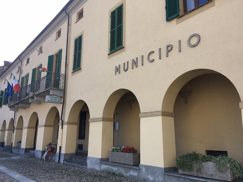 Poirino municipio comune fondi maltempo