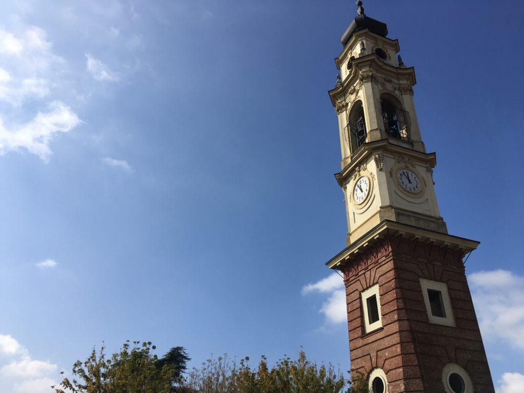 Poirino campanile mostre sant'Orsola ph. Francesco Rasero per Il Carmagnolese