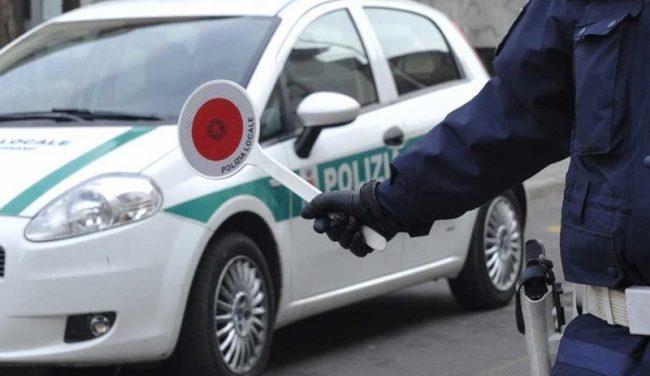 vigili urbani sommariva bosco polizia locale municipale vvuu
