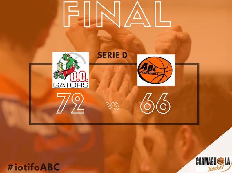 Abc basket Carmagnola Gators