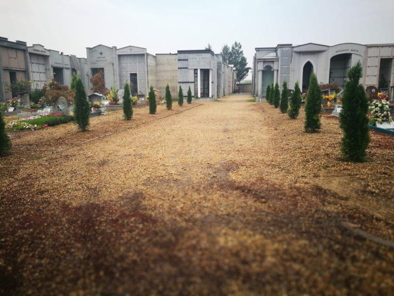 cimitero di santena