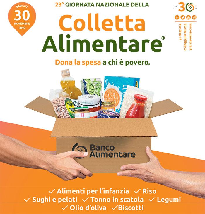 Colletta Alimentare 2019 Carmagnola Carignano Villastellone