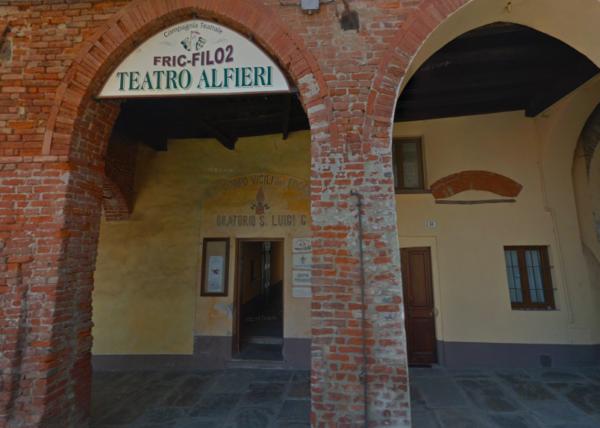 piccolo teatro alfieri carignano