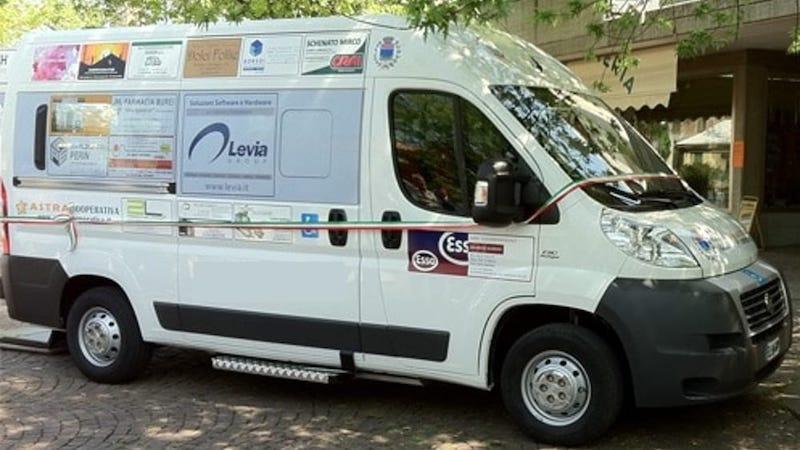 Solidarietà in movimento cooperativa Astra trasporto Poirino