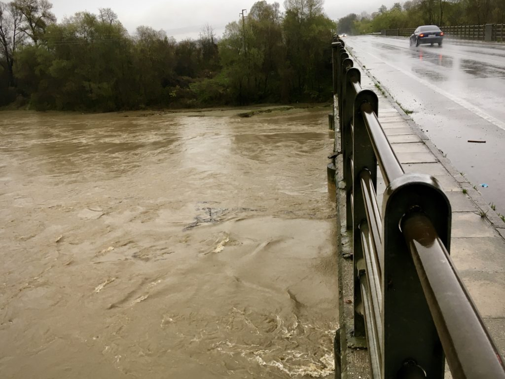 maltempo alluvione carmagnola 23 novembre foto Il Carmagnolese stato di emergenza regione piemonte