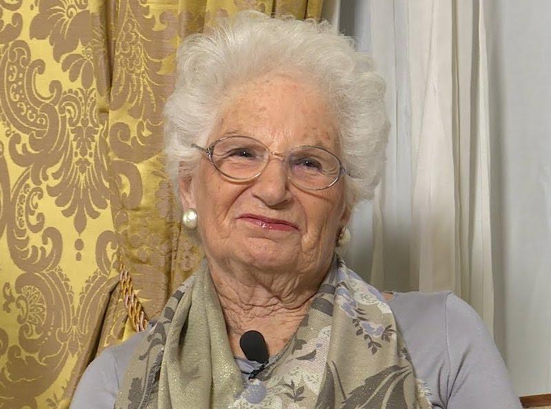 Liliana Segre diventerà cittadina onoraria di Carmagnola