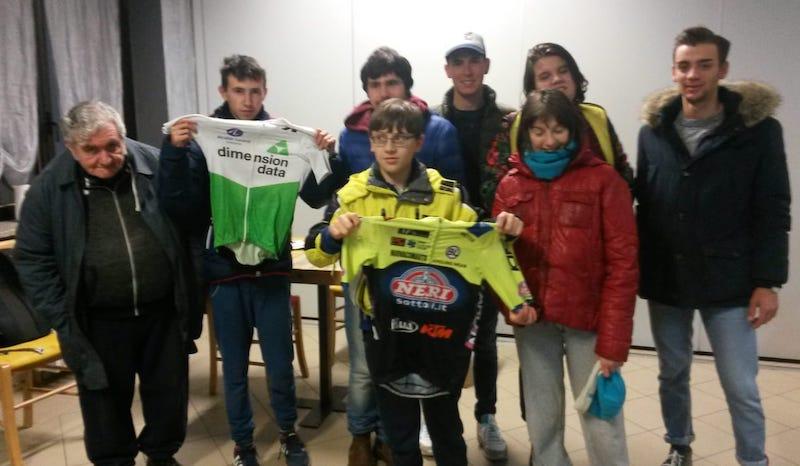 ragazzi autistici sport ciclismo