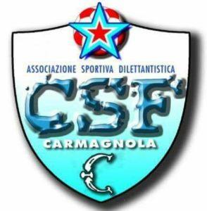 Csf Carmagnola Logo Milani Perrone