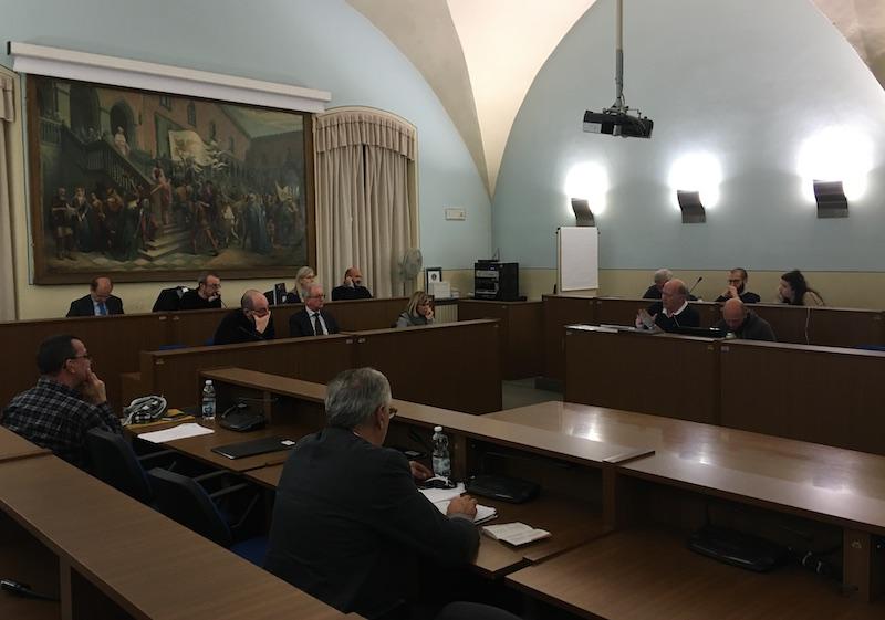 Consiglio comunale di Carmagnola foto Il Carmagnolese macello mattatoio