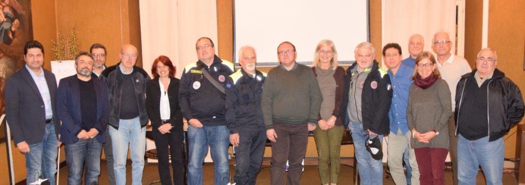 Emergenza Radio Carmagnola Protezione Civile conferenza di chiusura copia