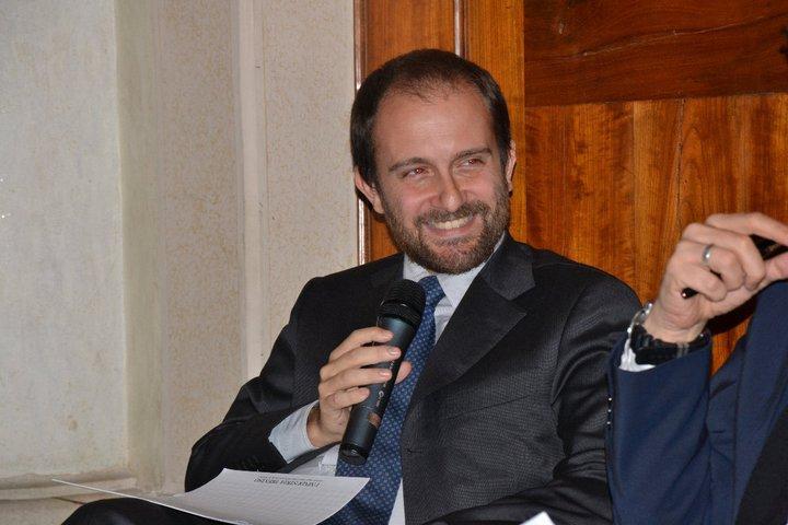 """Matteo Orfini, ex presidente nazionale del PD, interverrà al dibattito """"Immigrazione e politiche del lavoro, nuovi modelli di sviluppo"""" organizzato a Racconigi."""