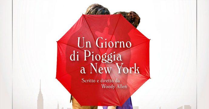 woody allen un giorno di pioggia a New York cinema Elios Carmagnola