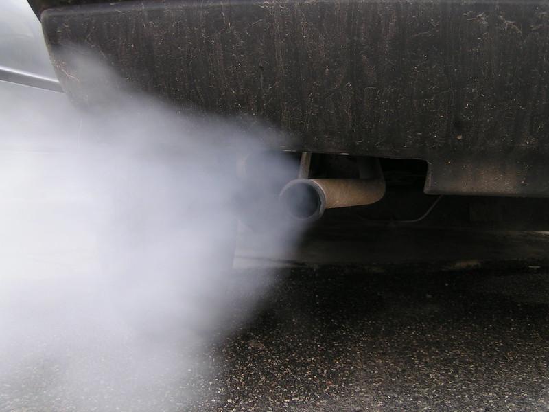 smog auto super-blocco del traffico