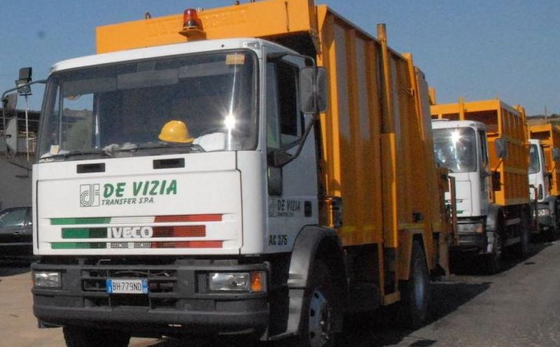 De Vizia appalto rifiuti Carmagnola