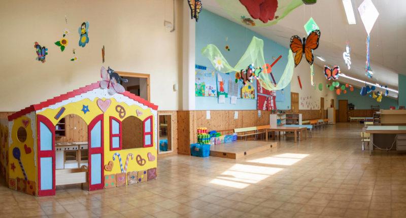 porte aperte alle scuole materne di Carmagnola