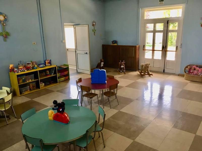 scuola infanzia Avalle
