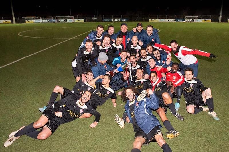 San Bernardo coppa Piemonte promozione prima categoria
