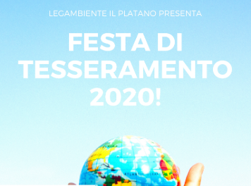 tesseramento 2020 Legambiente carmagnola