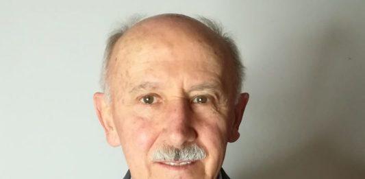 Pier Domenico Tuninetti, neo presidente della CRI di Carmagnola
