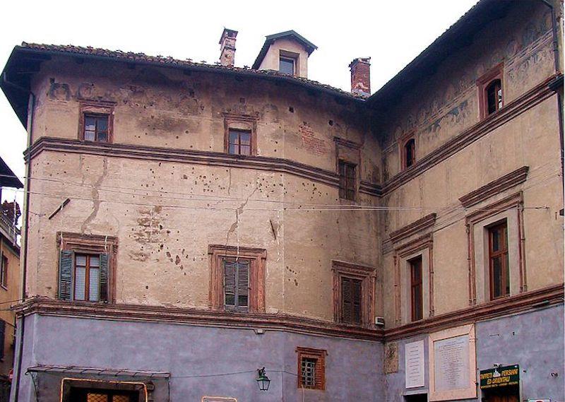 Casa Cavassa Giornate di Primavera FAI 2020 Carmagnola ph. Wikipedia