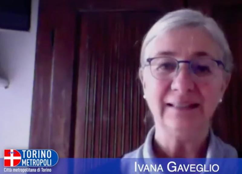 Ivana Gaveglio sindaco Carmagnola videomessaggio emergenza CMTO