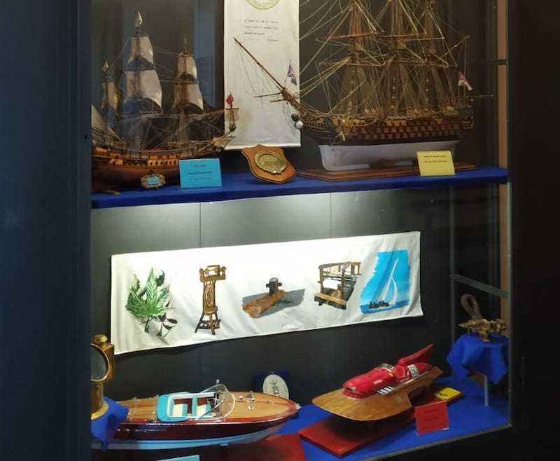 Modellismo navale Carmagnola