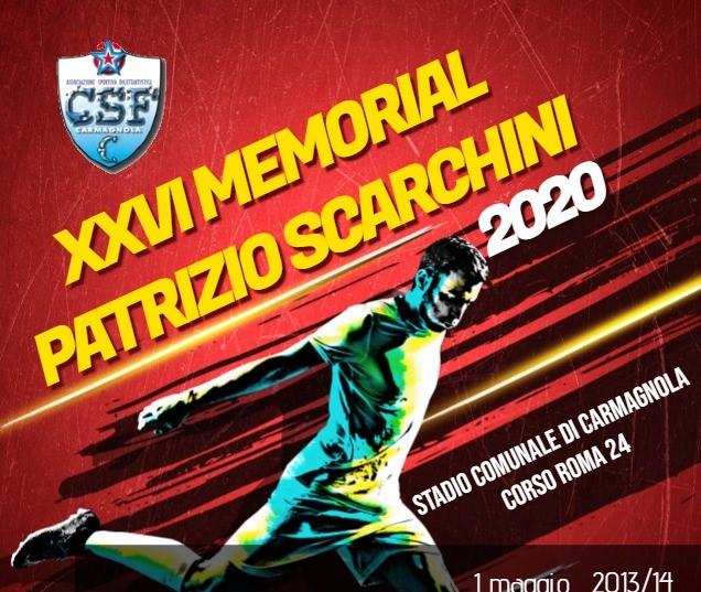 Memorial Scarchini 2020