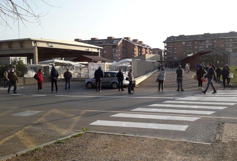 Mercato speciale Carmagnola sabato Piazza Italia