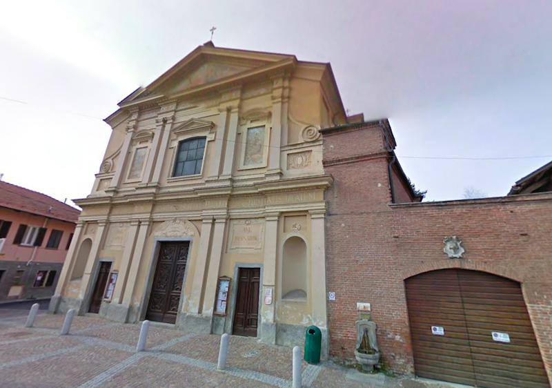 san bernardo carmagnola messe streaming