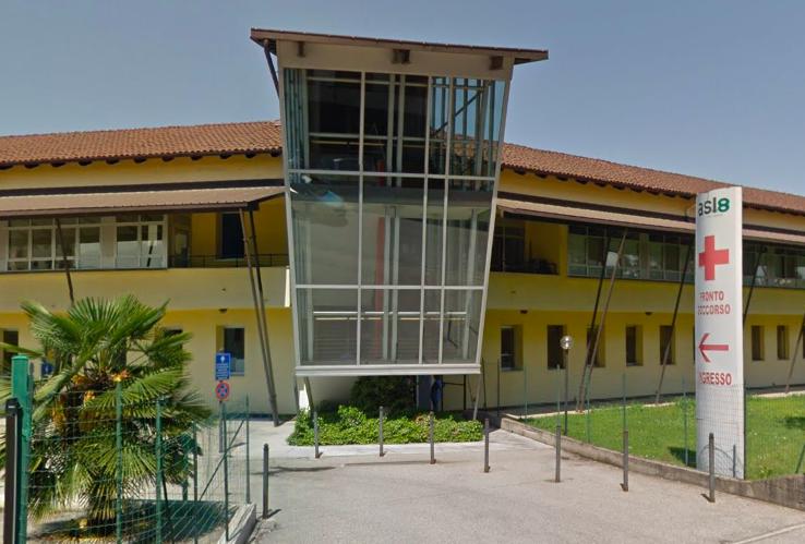 pronto soccorso san lorenzo di carmagnola contagio coronavirus Davide Nicco foto Google Street View