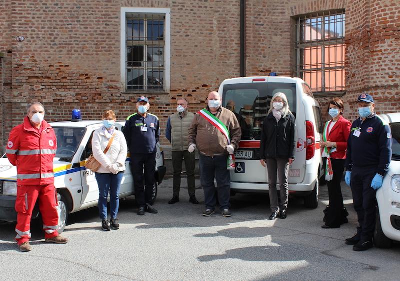 Donazione San Lorenzo carmagnola