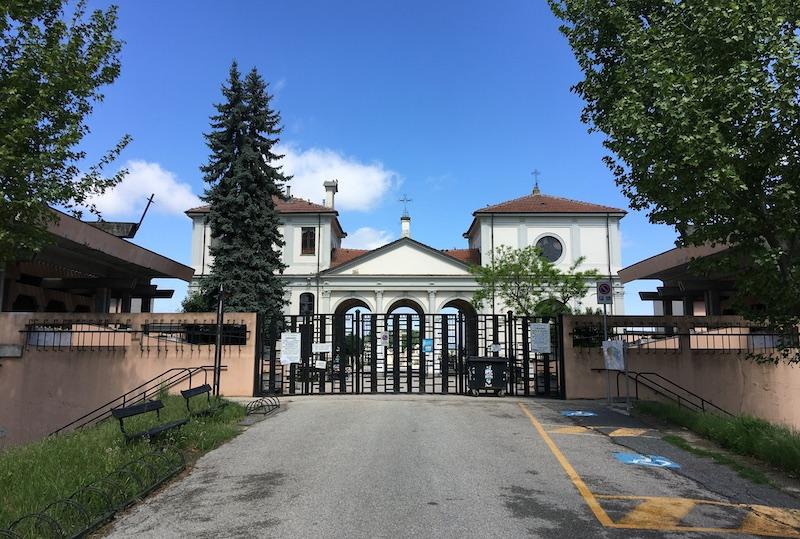 Cimitero Carmagnola riapertura