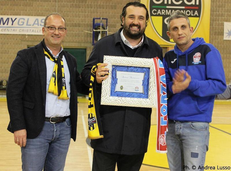 Dario Lamberti futsal calcio a 5