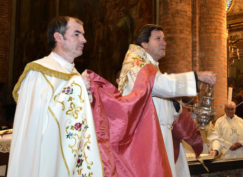 indicazioni per le messe fase 2 parrocchie di Carmagnola