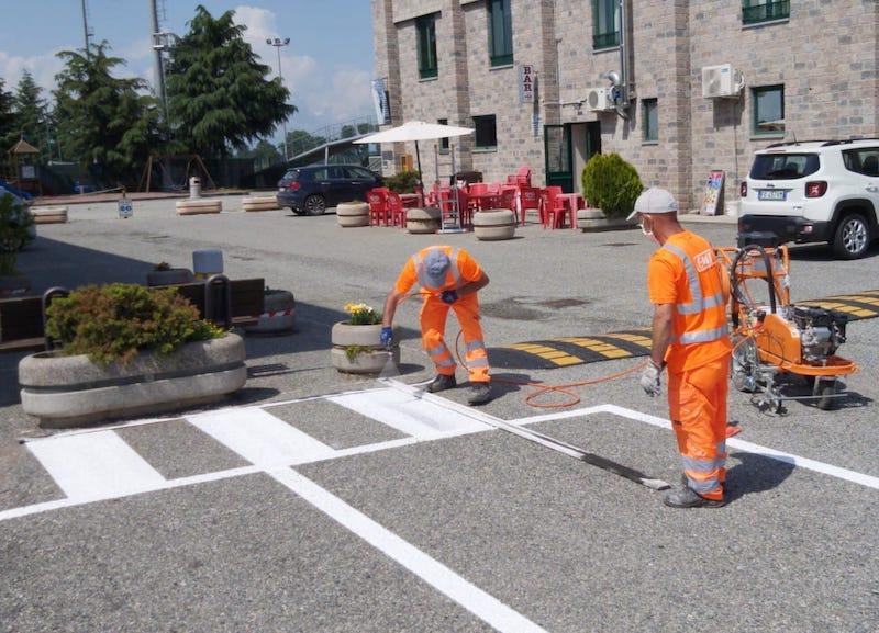 lavori pubblici Caramagna Piemonte