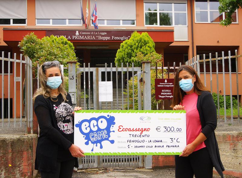 Covar14 concorso scolastico scuola primaria Fenoglio La Loggia