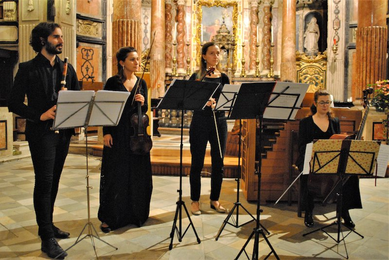 Festa della Musica 2020 Sommariva Bosco Ensemble Didone abbandonata
