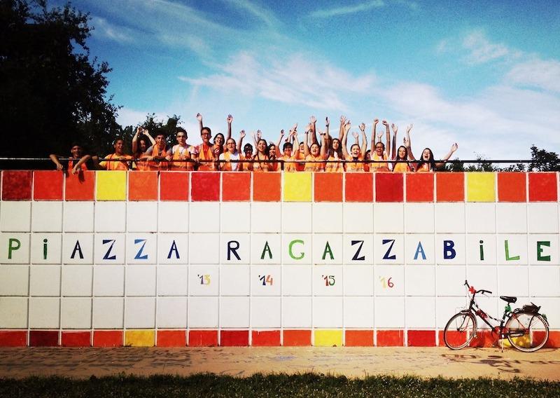 Piazza Ragazzabile Carmagnola Carignano Villastellone