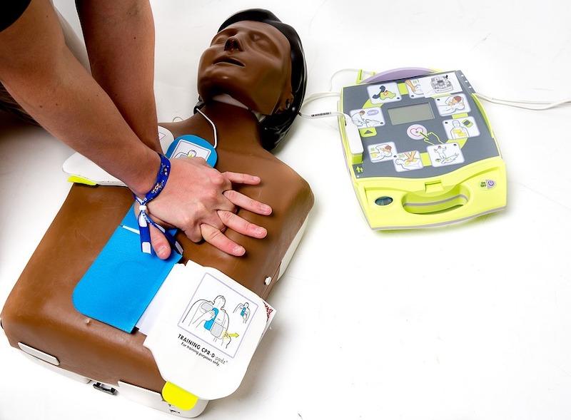 defibrillatori santena